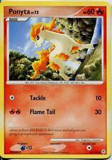 Pokemon Diamond & Pearl Base Common #94/130. Ponyta