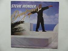 STEVIE WONDER Overjoyed ZB40567