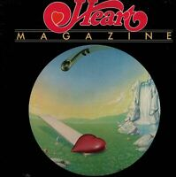 Heart Magazine Vinyl Record Album