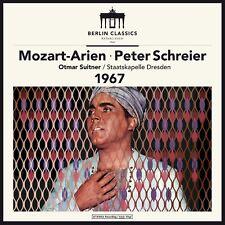 MOZART-ARIEN/PETER SCHREIER  VINYL LP NEU MOZART,WOLFGANG AMADEUS