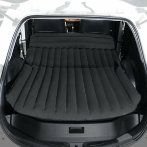 SUV Inflatable Mattress Car Air Bed with Air Pump Outdoor Travel Camping US