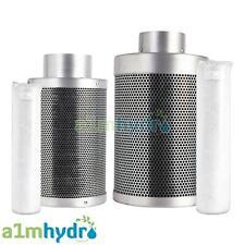 Rhino Carbon Filter 4 5 6 8 10 12 Inch Hydroponics