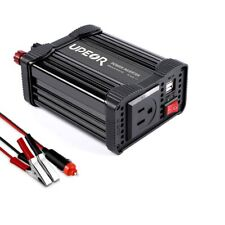 200W Car Power Inverter Converter Charger 12V DC to AC 110V with Dual USB Outlet