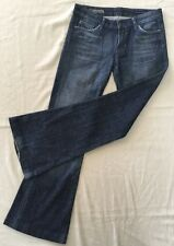 CITIZENS OF HUMANITY Faye 003 Stretch Women's Jeans Size 26 Low Waist Full Leg