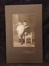 Photographie Enfants Gebruder Schulze Osnabruck Allemagne Début XX ème siècle