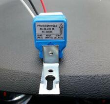220v 6a Photoswitch Sensor Switch Auto On Off Photocell Street Light Control