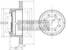 Original MAXGEAR Bremsscheibe 19-0986 für Iveco