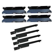 Jenn Air Gas BBQ Repair Kit Replacement Grill Heat Plate Burner- 4 Pack