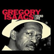 I Found Love by Gregory Isaacs (CD) RARE & OUT OF PRINT