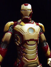 "Iron Man 3 Mark XLII MK 42 PM Premium 6"" PVC Figure Sega"