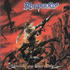 New: RHAPSODY - Dawn of Victory [PROMO] CD