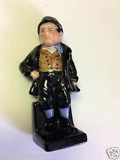 Royal Doulton Dickens character Bill Sykes figurine fine bone china England