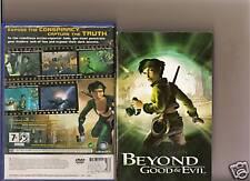 Más allá del bien y el mal PLAYSTATION 2 PS2 Raro PS 2