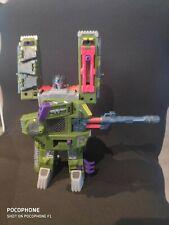 Hasbro Takara Transformers 2001 Megatron Tank Sonore Lumineux