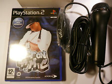 GET ON DA MIC Jeu Pour PLAYSTATION 2 (inc. Microphone.)