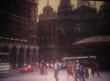 *** FILM S8 MM COULEUR/MUET AMATEUR 90 METRES - BELGIQUE/HOLLANDE 1975 (14D) ***