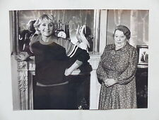 photo originale ANNIE CORDY 12X17 Madame SOS Interpress JEANNE HERVIALE