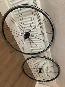 Bontrager 700c X 25c Complete Front & Rear Wheel Set