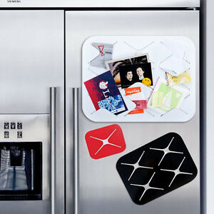 Wholesale/Job Lot/Bulk Buy -24 X Set of 3 New Magnetic Office Kitchen Memo Board