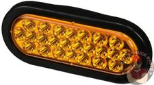 Buyers Products 6 in. Amber Oval Strobe Light, #SL65AO