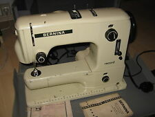 Bernina Nähmaschine 530-1 record Schwitzerland + Koffer Bernina Swiss DEFEKT