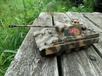 Unimax Forces Of Valor German Panther Ausf. G Tank WWII 1944 1:32 Scale Diecast