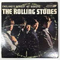 "The Rolling Stones ""Self Titled"" Original 1964 Vinyl LP Record Album LL 3375"