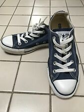 Chuck Taylor All Star Classic Converse Low Top Navy - Size 4