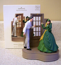 Hallmark 2007 Scarlett O'Hara & Rhett Butler, Gone With The Wind, Features Sound
