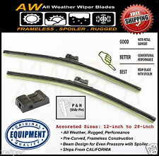 Porsche Cayenne Direct OE Replacement Premium ALL Weather Windshield Wiper Blade
