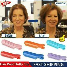 Multi-Color Natural Fluffy Hair Clip Hair Root Curler Roller Wave Clip Fluffy CA