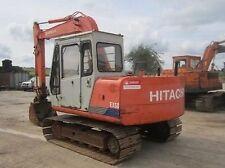 Hitachi EX60-1 Excavator / Digger Parts Manual
