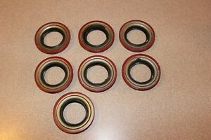 Manual Trans Main Shaft Seal-Oil Seal Rear National 9613S
