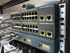 Cisco Ccna Ccnp Add On Lab Kit 2x 2960 Ios 15.0, 1x 3550 Ios 12
