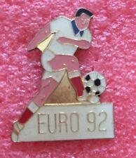 Pins FOOTBALL Foot EURO 92