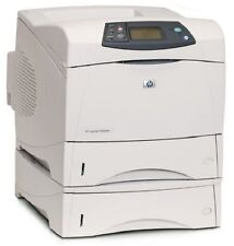 REFURBISHED HP LaserJet 4200DTN Laser Printer W/Toner 60 Days warranty 4200n