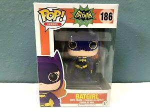 Funko Pop! Batman #186 Batgirl Vinyl Figure New W/ Protector 2017
