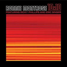 Ricky Phillips and Eric Singer Ronnie Montrose - 10X10 [CD]
