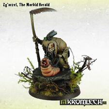Kromlech BNIB Zg'orzel, The Morbid Herald (1) KRM084