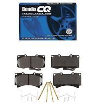 Semi Metallic Front Brake Pads 88-91 Chevrolet /& GMC C1500 2WD K1500 4 WD Pickup