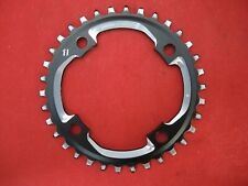 SRAM X-SYNC 11 SPEED ALLOY CHAINRING - 34 TOOTH - 104 BCD - GOOD USED CONDITION