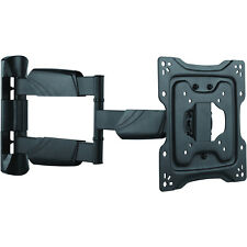 """Crest FULL MOTION TV WALL MOUNT WITH SUPERIOR CONTROL Small, Fits 23"""" To 47"""""""