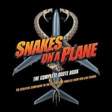 Snakes on a Plane by David D'Alessandro, David Jacob.