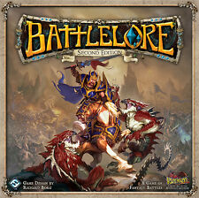 Battlelore 2nd Edition Board Game by Fantasy Flight