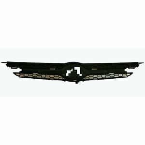 for 2003 2004 2005 Toyota Echo Grille, Black