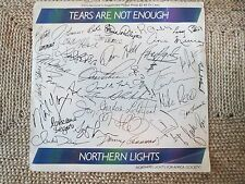 NORTHERN LIGHTS - TEARS ARE NOT ENOUGH - SIDE TWO IS INSTRUMENTAL