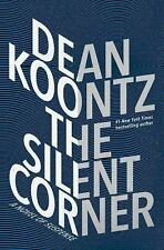 The Silent Corner: A Novel of Suspense-ExLibrary