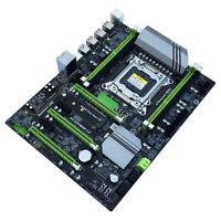 X79 LGA 2011 Four Channel Luxury Board USB 3.0 SATA3.0 Support E5-2640,E52 F1B0