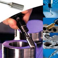 Head Tungsten Carbide Steel Rotary Burr Die Grinder Bit Shank Carving Set