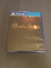 BARD'S GOLD   PLAYSTATION 4 PS4  limited run neuf/new